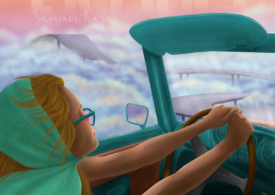 EKTRNE – Summer haze
