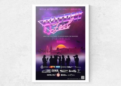 Butoni Fest Poster