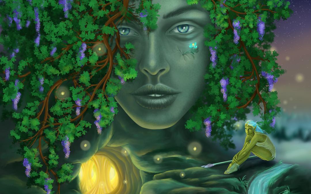 Manantiales de la Caverna – Water Guardian Elf
